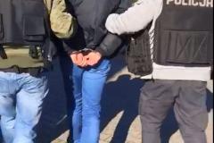 KMP zatrzymany narkotyki (2)