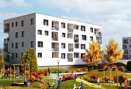 296255aa EBUD DOM buduje nowe mini osiele na Terenach Nadwiślańskich ...