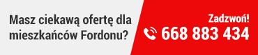 Reklama na portalu infofordon.pl