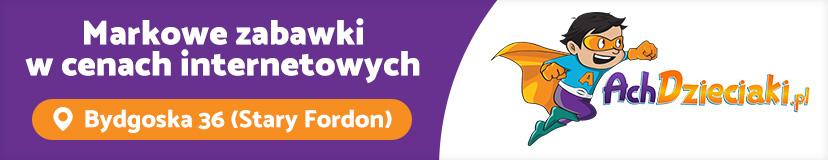 AchDzieciaki.pl - Sklep z zabawkami dla dzieci